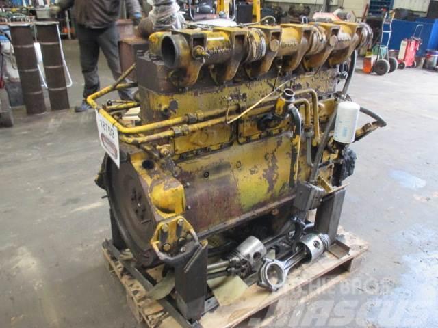 Hanomag D963 motor - kun til dele