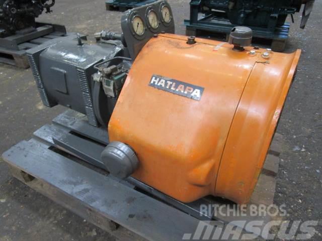 Hatlapa luftkompressor Type L80