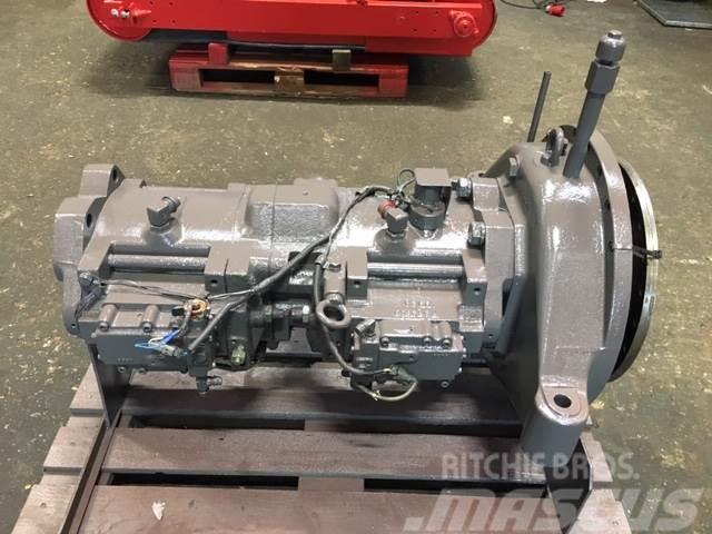 Hitachi Hydr. pumpe, komplet ex. Hitachi EX800H-5