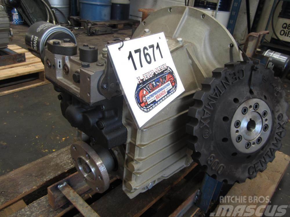 Hurth gear HSW710A-2R
