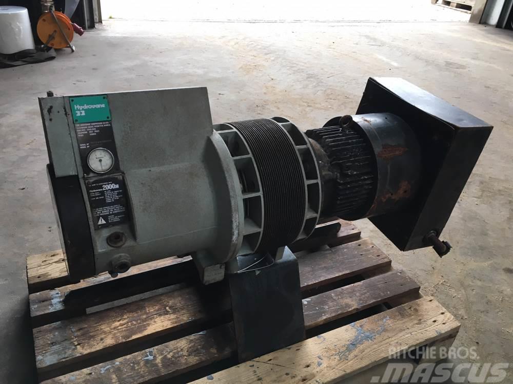 Hydrovane kompressor Model 33 - 7,5 kw