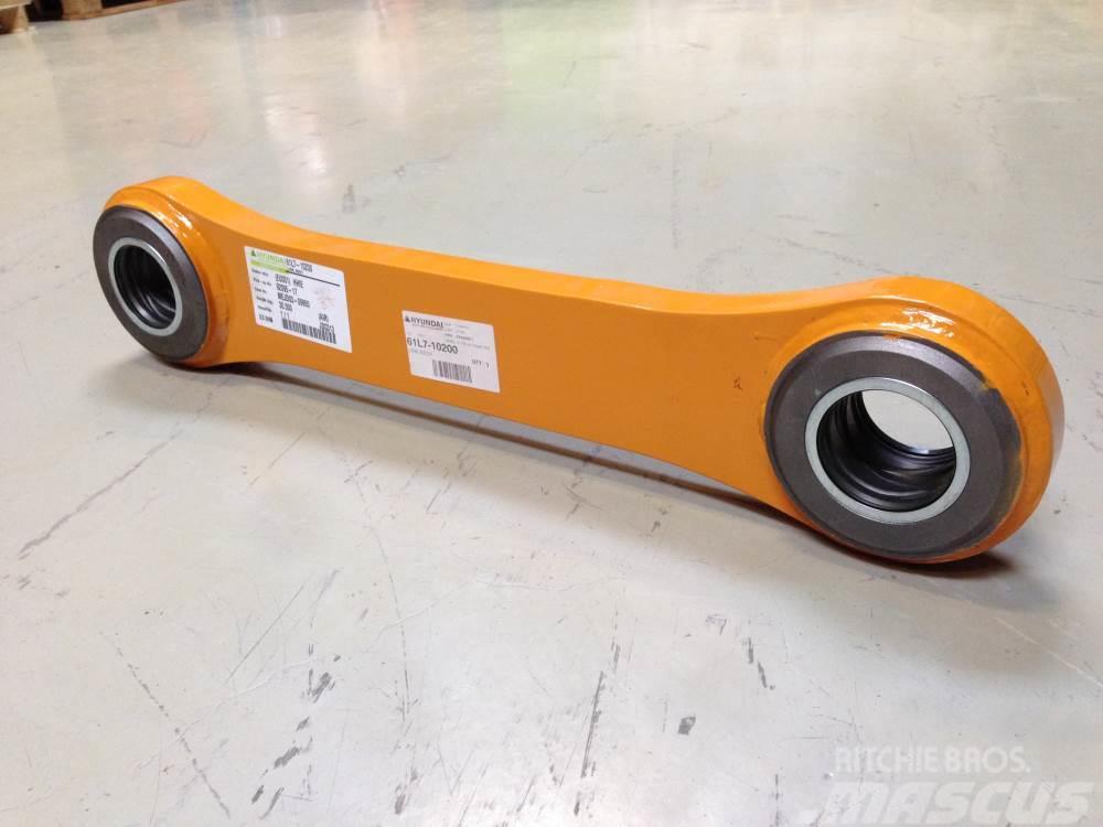 Hyundai Link-arm, Hyundai HL740-3