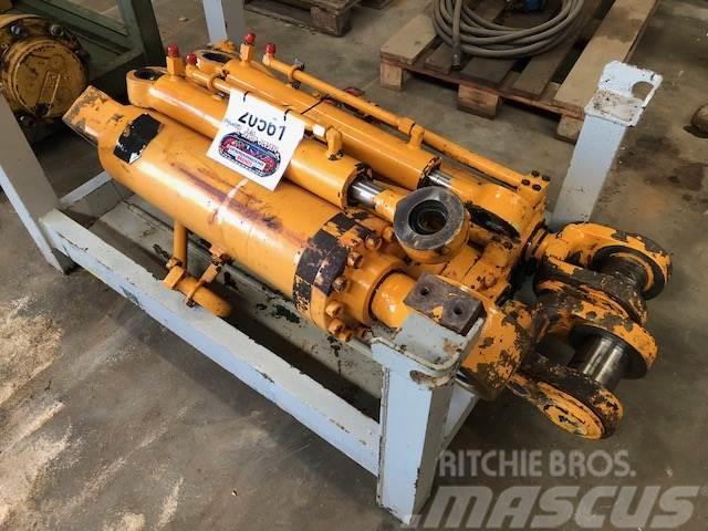 Hyundai Styrecylinder, løftecylinder & skovlcylinder ex. H