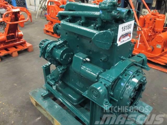 IFA 4 cyl. dieselmotor
