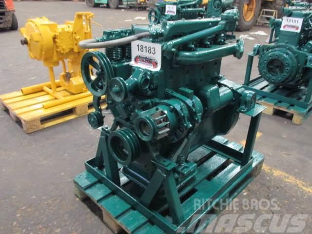 IFA 4 cyl. dieselmotorer