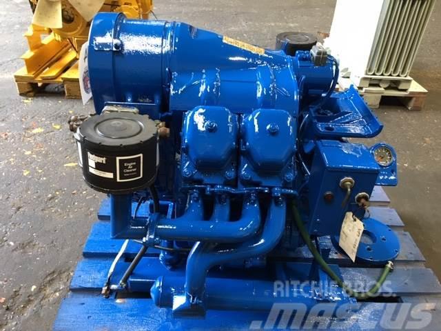 IFA Type 4VD8/8-2SVL Diesel lufkølet motor