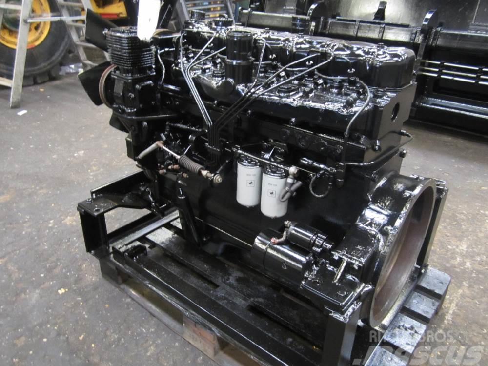 International 358 motor ex. IH 520A