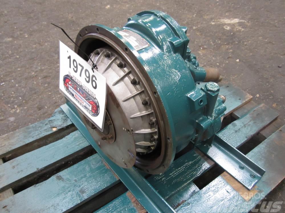 International hydraulisk converter model 6F-1131-3