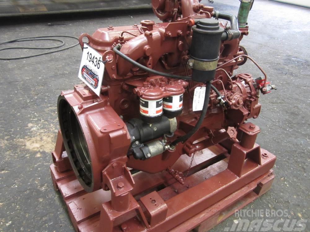 Iveco /Nordsabb Type 8061 S1 motor