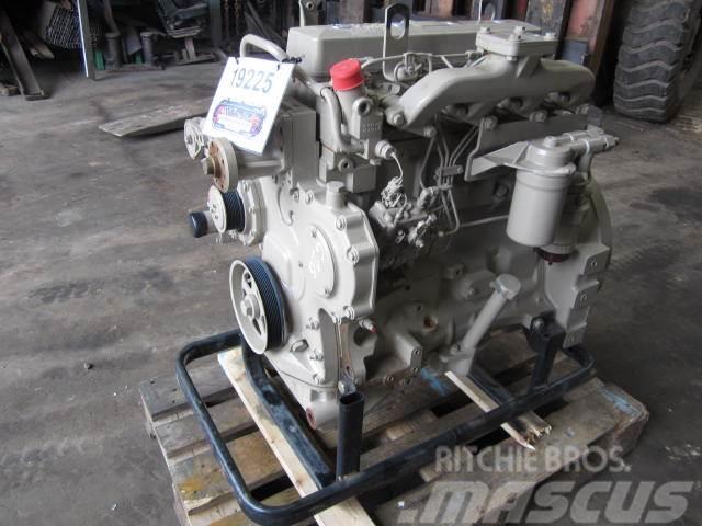 John Deere 4045DRT76 motor