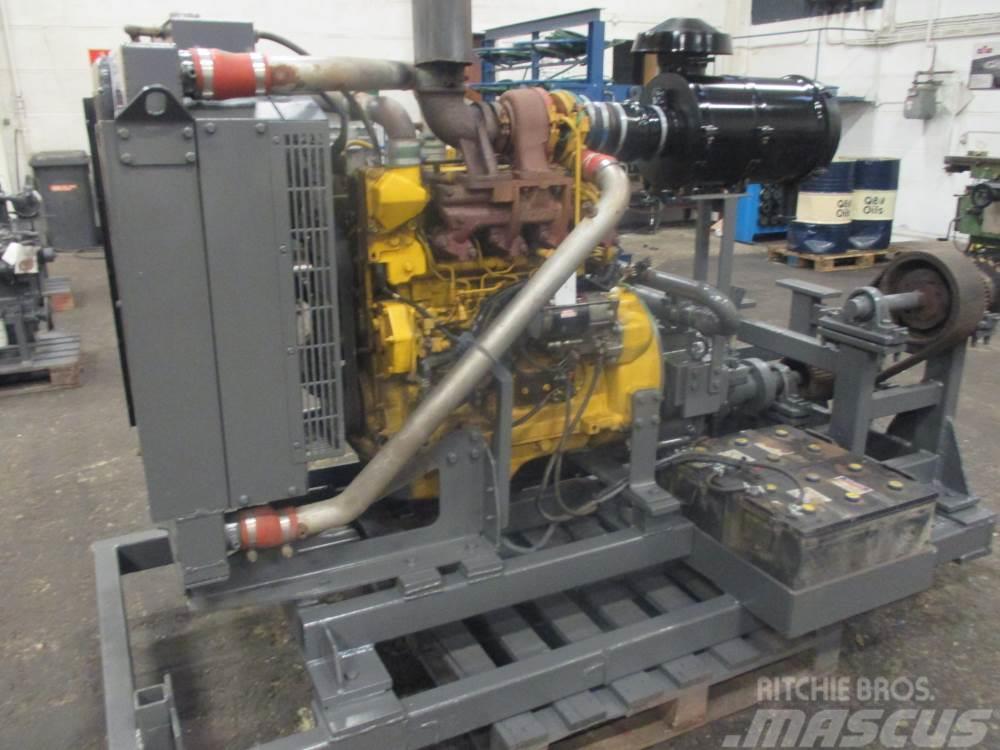 John Deere 4045HF485 motor