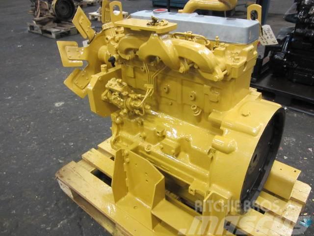 John Deere 4045TF motor