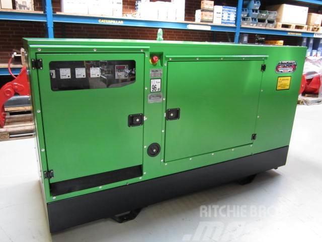 John Deere 60 kva John Deere GP66 S/J-N generatorsæt