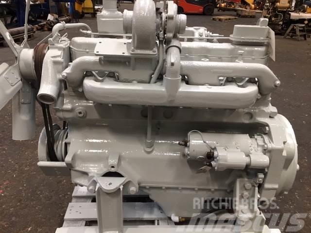 John Deere 6531 motor