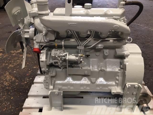 John Deere Model 4039 DF001 motor