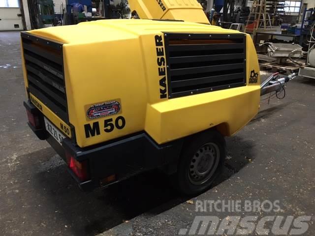 Kaeser M50 PE kompressor