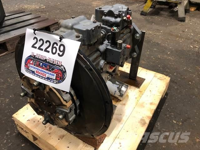Kawasaki Hydraulik Pumpe ex. Volvo EC240LC Type K3V