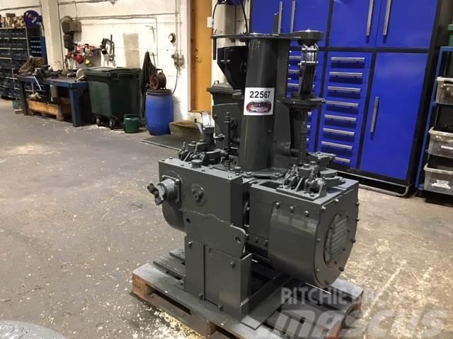 Komatsu D85 hydraulisk spil
