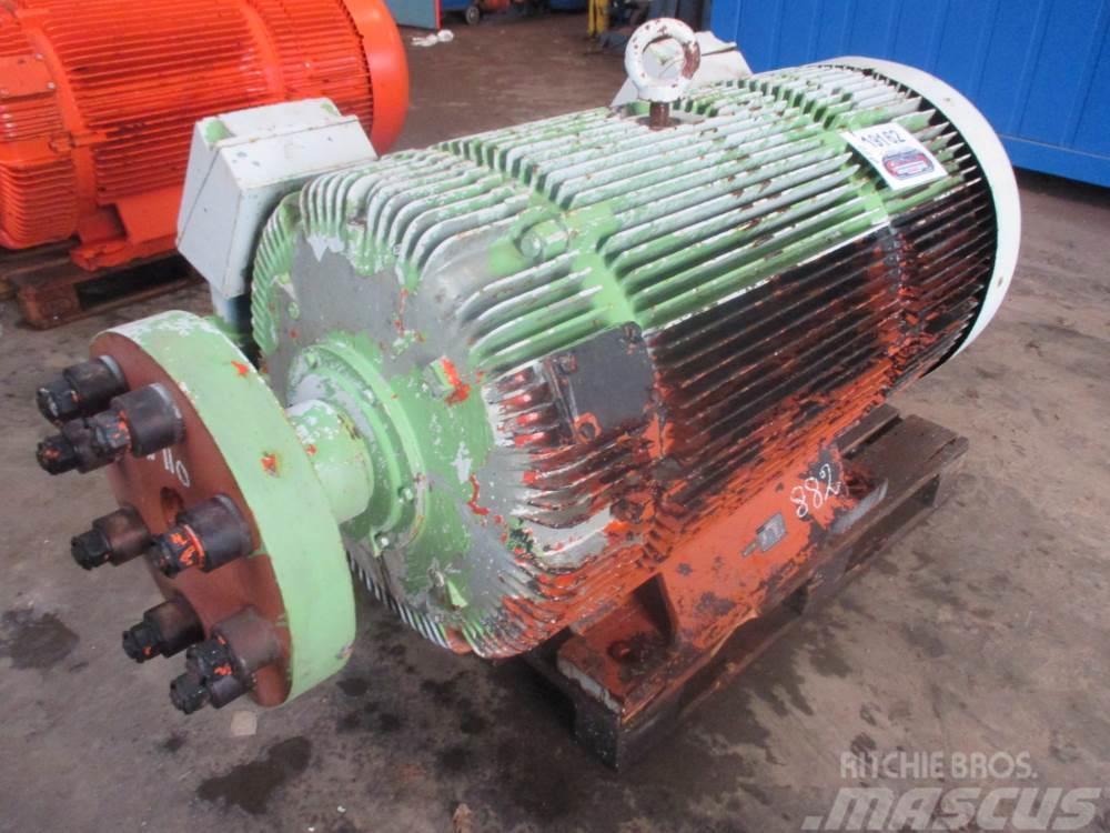 Kone 180 kw Kone E-motor Type M40LATS4K0503