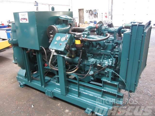 KSB pumpe Type ETA 250/29 KNB