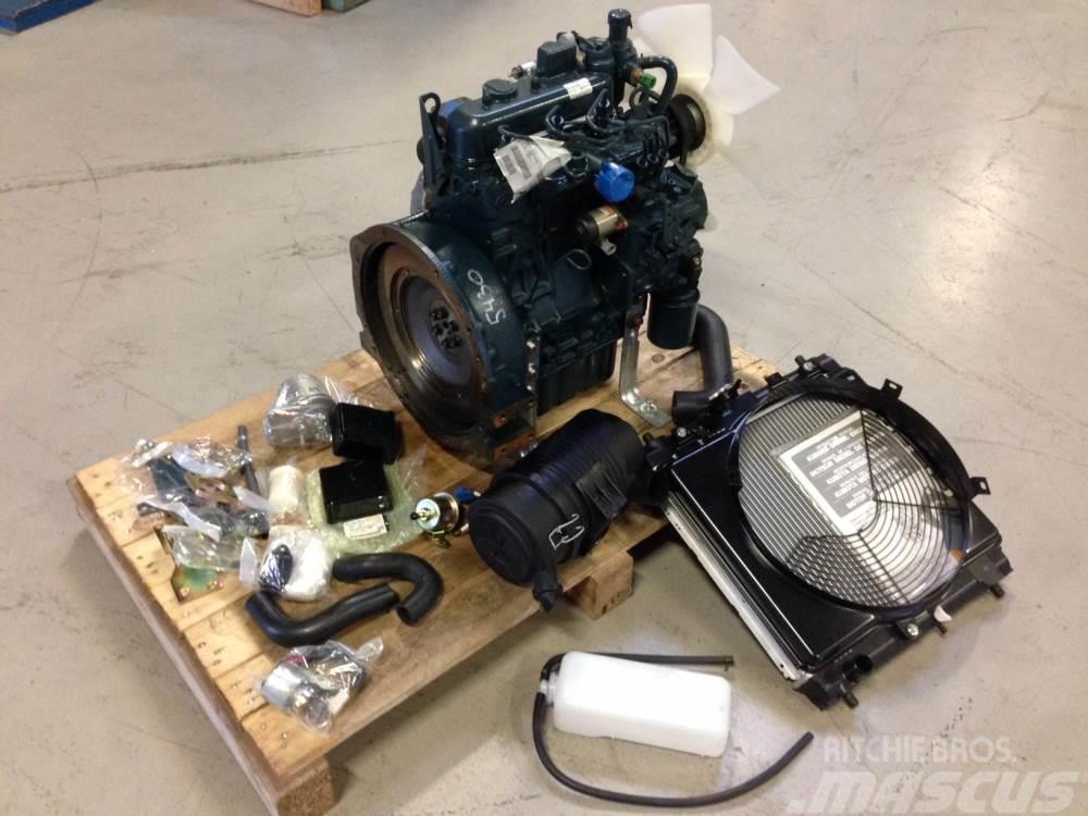 Kubota D1105 motor