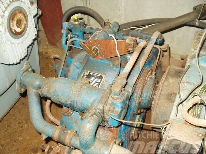 L & S L&S GUS 280A 1451 gear - 4,0:1 - ex. Birgitte Sulb