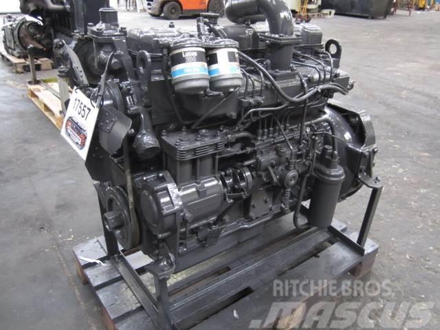 Leyland type UE401 motor - 6 cyl.