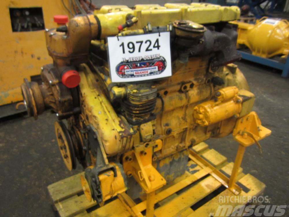 Liebherr D904NA motor - kun til reservedele