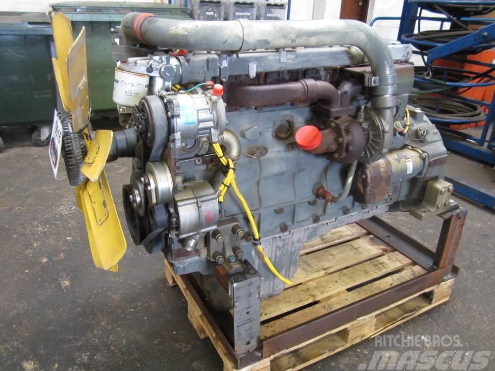 Liebherr D926 T-E A2 motor