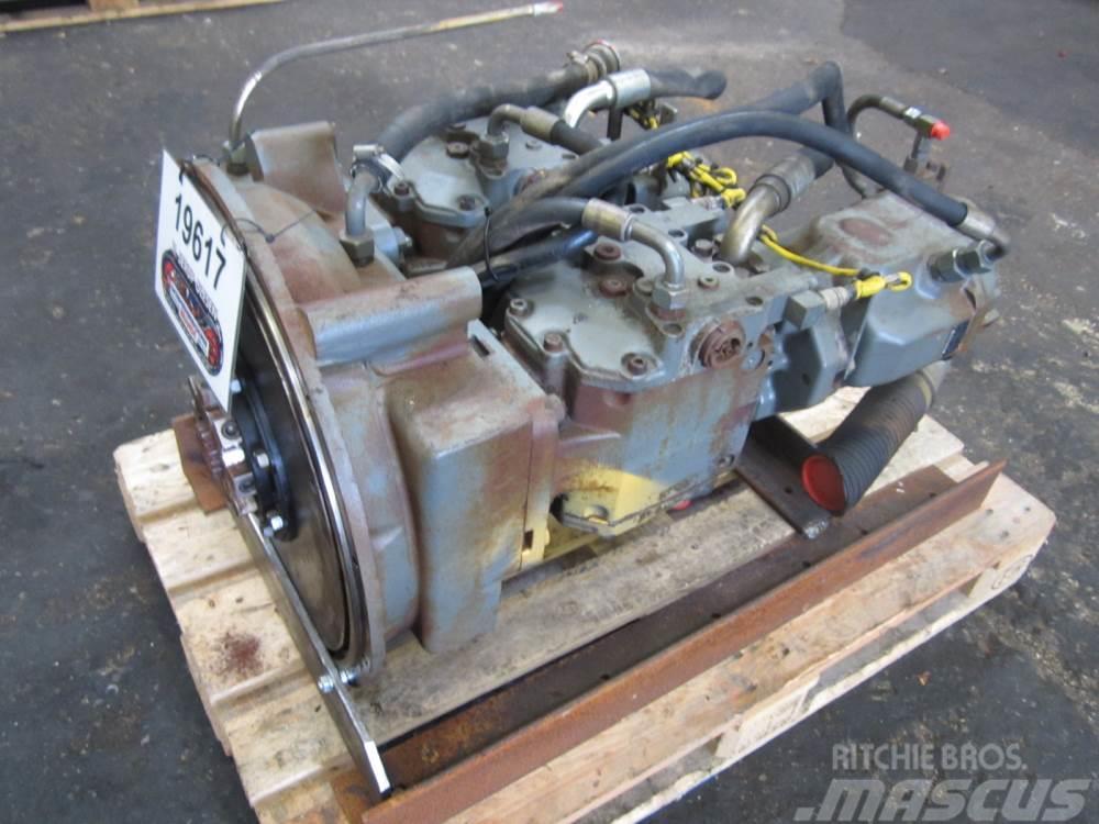 Liebherr Gear med hydr. pumper ex. Liebherr LR932