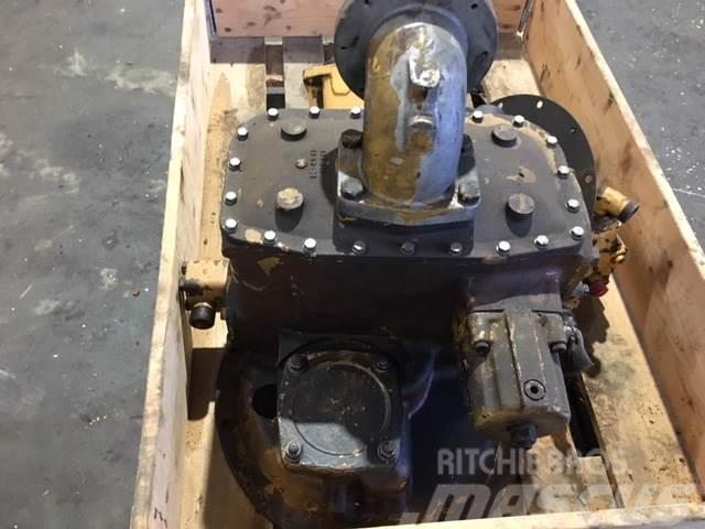Liebherr Hydr. pumpe, komplet ex. Liebherr 941