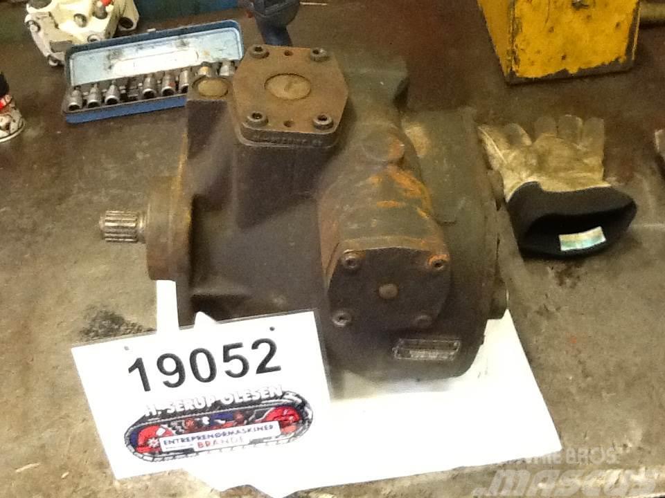 Linde AV 50-16 variable hydr. motor