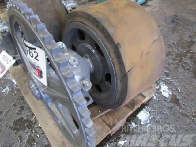 Mafi hjul - Fastgummihjul