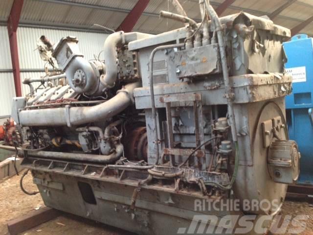 MWM 450 kva MWM generatoranlæg