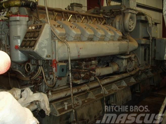 MWM 750 kva MWM generatoranlæg
