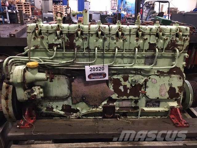 MWM type RHS518A motor