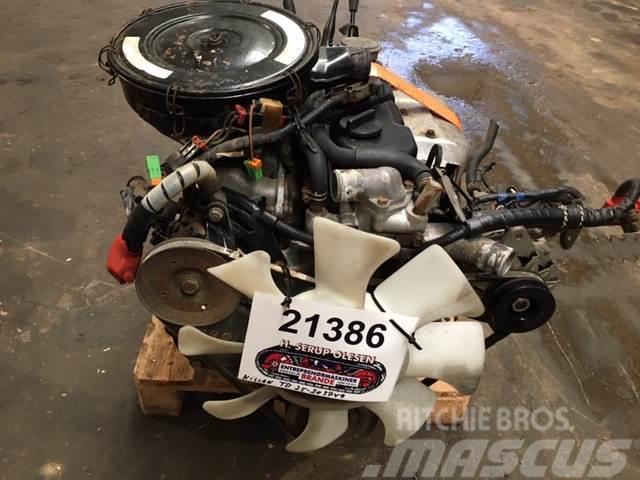 Nissan TD25-20 3749 diesel motor