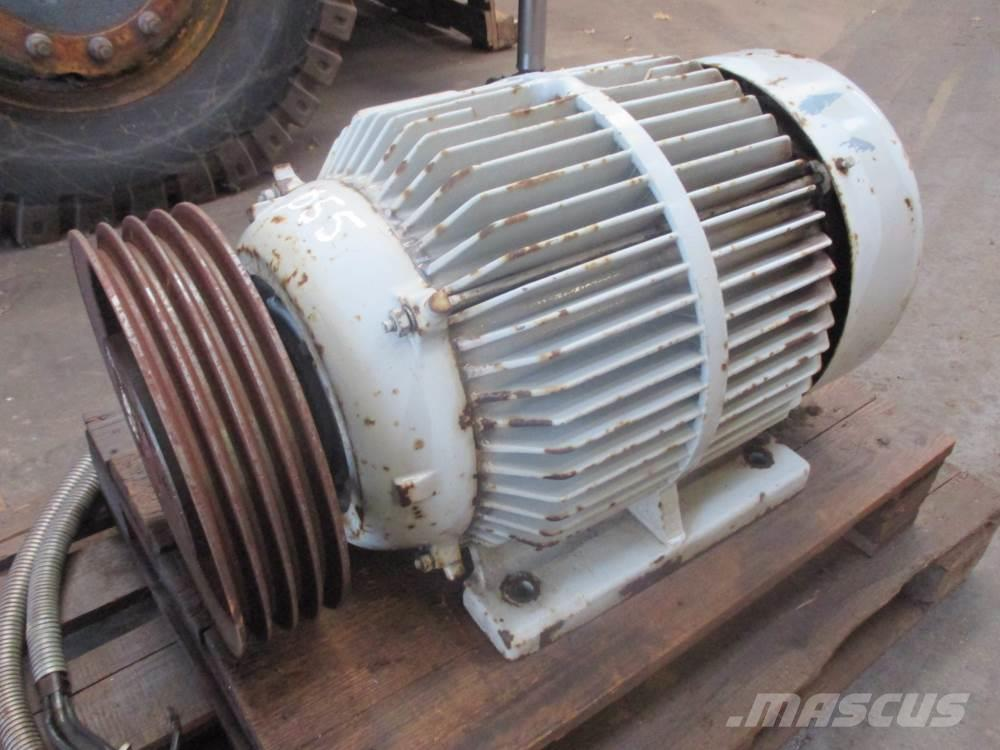[Other] 16 kw BBC E-Motor Type 200 L6/4CF