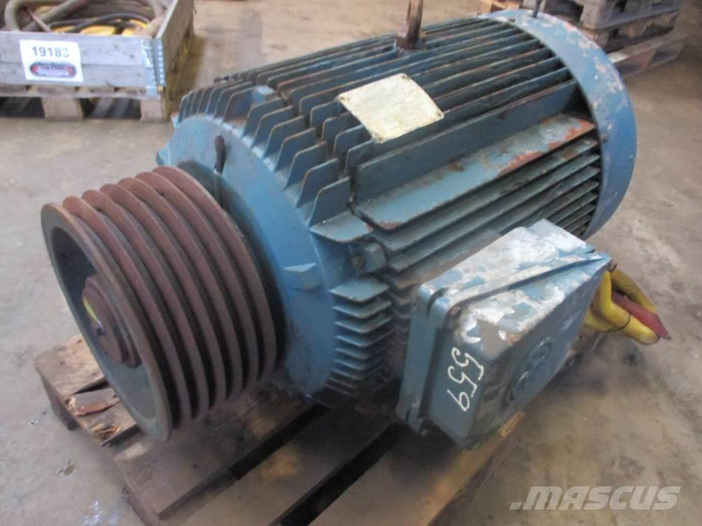 [Other] 180 kw E-motor Type NRG315MA/4