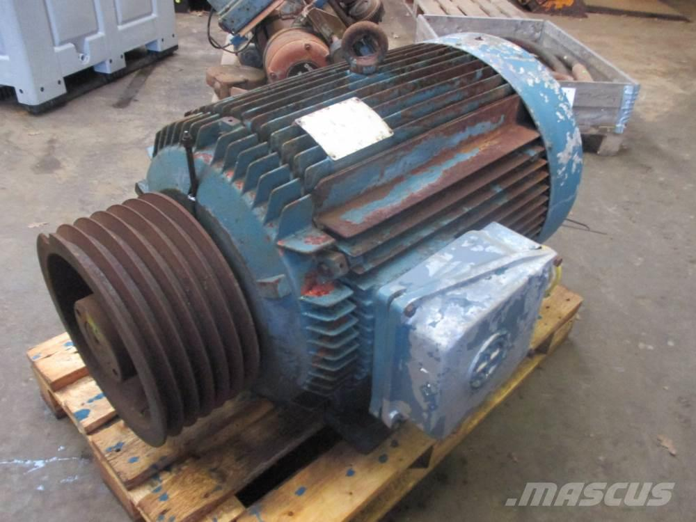 [Other] 180 kw Enrico Be E-motor Type NRG315MA/4