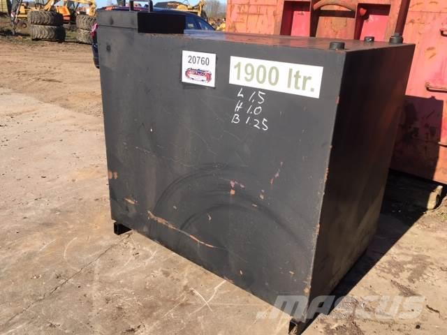 [Other] 1900 Ltr. Tank