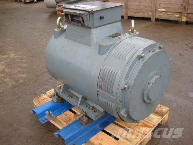 Used 230 kw dutchi motors marathon electric el motor for Used electric motors for sale
