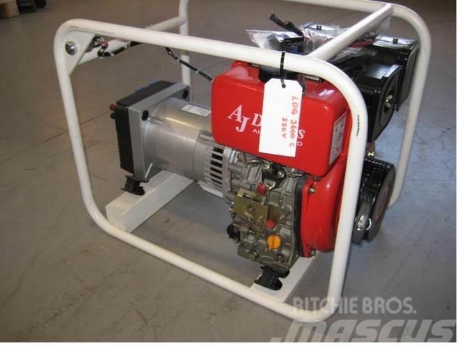 3 3 kw aj diesel generator type ldg3600ce diesel generator gebraucht kaufen und verkaufen. Black Bedroom Furniture Sets. Home Design Ideas