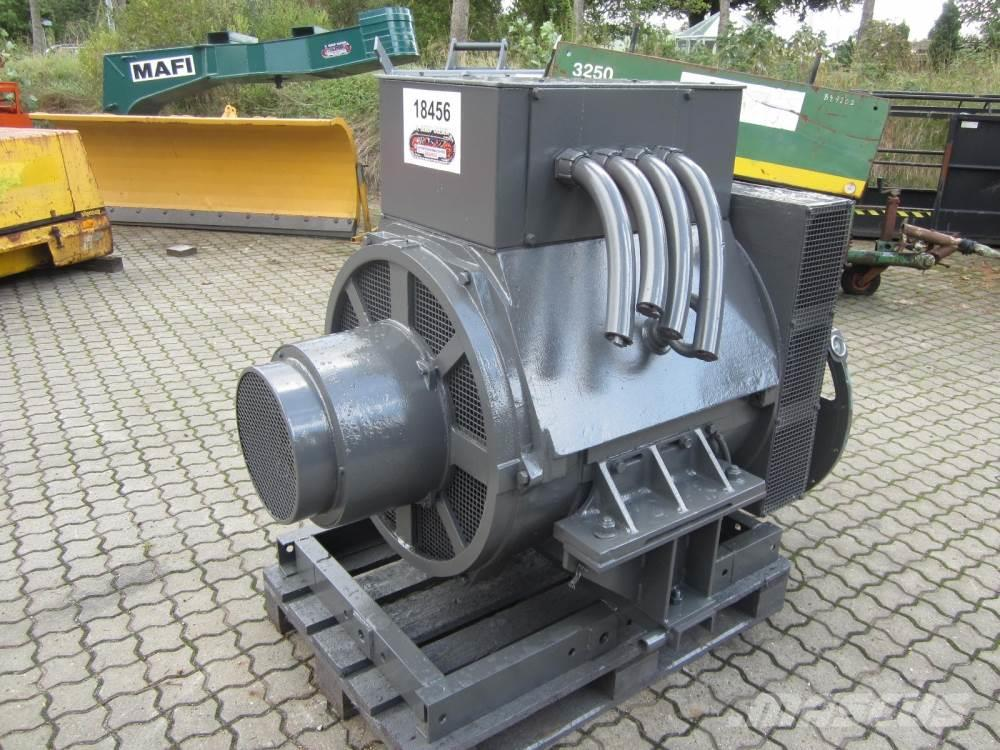 [Other] 400 kw Unelec Type AT400 MB3 generator