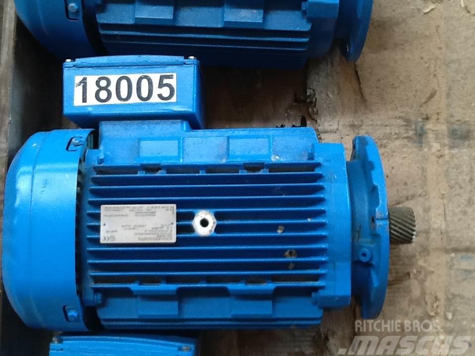 [Other] 7,5 kw SEW-Eurodrive e-motor