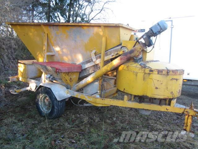 [Other] Betonmixer Inter-Con type 11/4-750, mobil