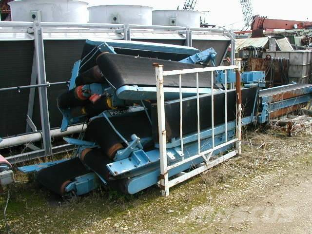 [Other] Fladbånd 2300 x 400 mm med Joki motor - 19 stk