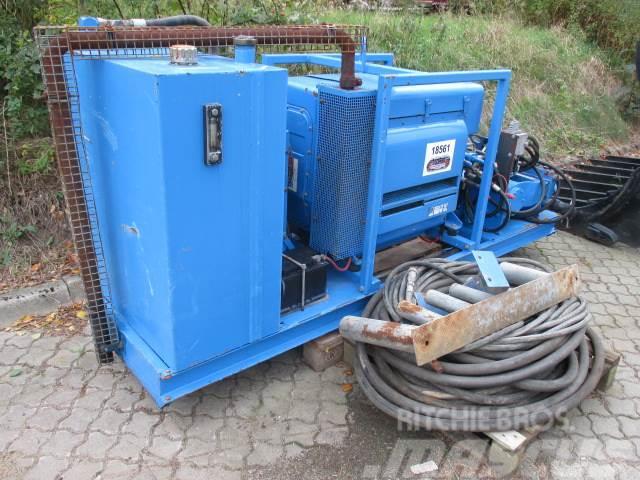 [Other] Højtrykspumpe Model MC608, diesel - komplet