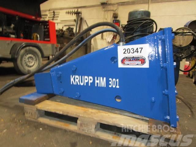 [Other] Hyd. hammer Krupp HM301 hydr. hammer