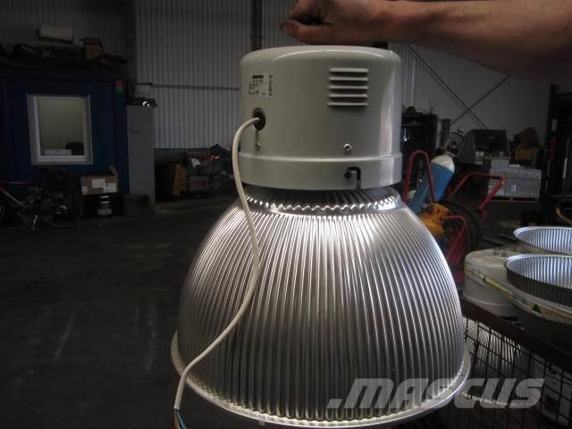 [Other] Industrilamper fabr. Gewiss - 250 W - 27 stk.